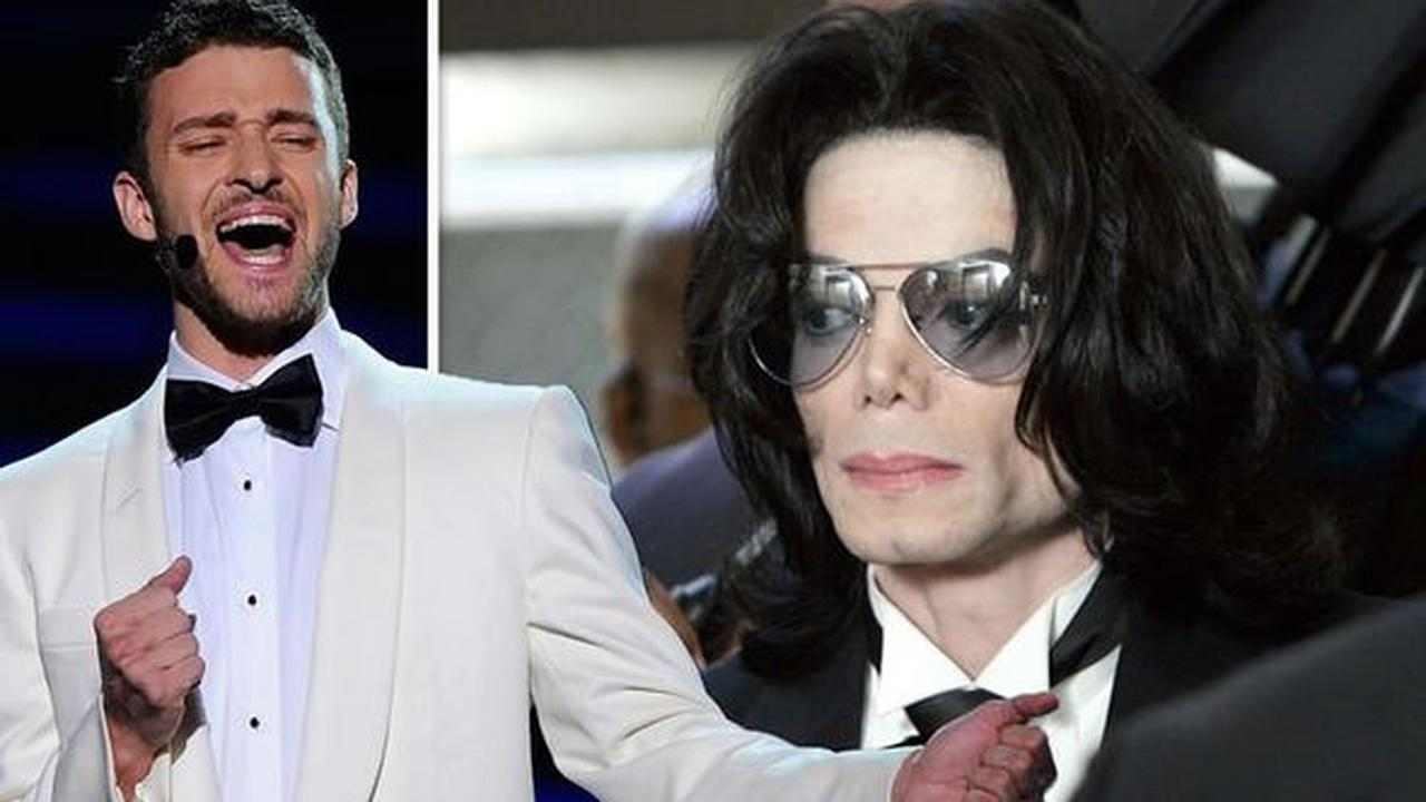 Michael Jackson 'refused' songs which went on to be Justin Timberlake hits
