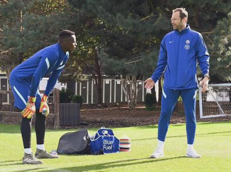 Will he be able to do it? - This is what Mendy has to do to equal Cech record of 16 years