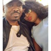 Menzi Ngubane shared a picture of him and his wife on social media that has won many hearts of SA.