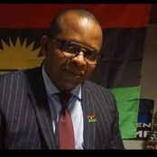 Here are the damning allegations made against Uche Mefor by an IPOB member, Omaha David.