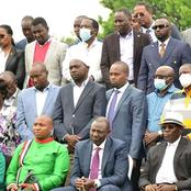 Ruto Allied MPs Makes U Turn On Move , Bows Out To Threats Against  Jubilee Party