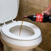Coke Is Only Good For Cleaning Toilets - Opinion