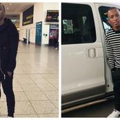 See what Dumi Mkokstad did to a young girl who sang his song on Facebook