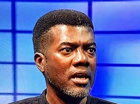 ''By The Way, Where Is Your President Right Now?'' - Reno Omokri Reveals Question Someone Asked Him
