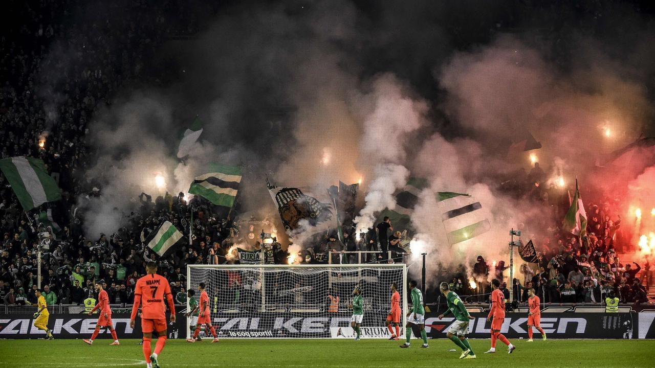 Football / Ligue 1 Pass sanitaire : les Green Angels de Saint-Etienne refusent de revenir à Geoffroy-Guichard !