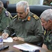 بيان هام من القيادة العامة للقوات المسلحة الليبية بشأن حركة الطيران ومنع نقل المرتزقة لجنوب ليبيا