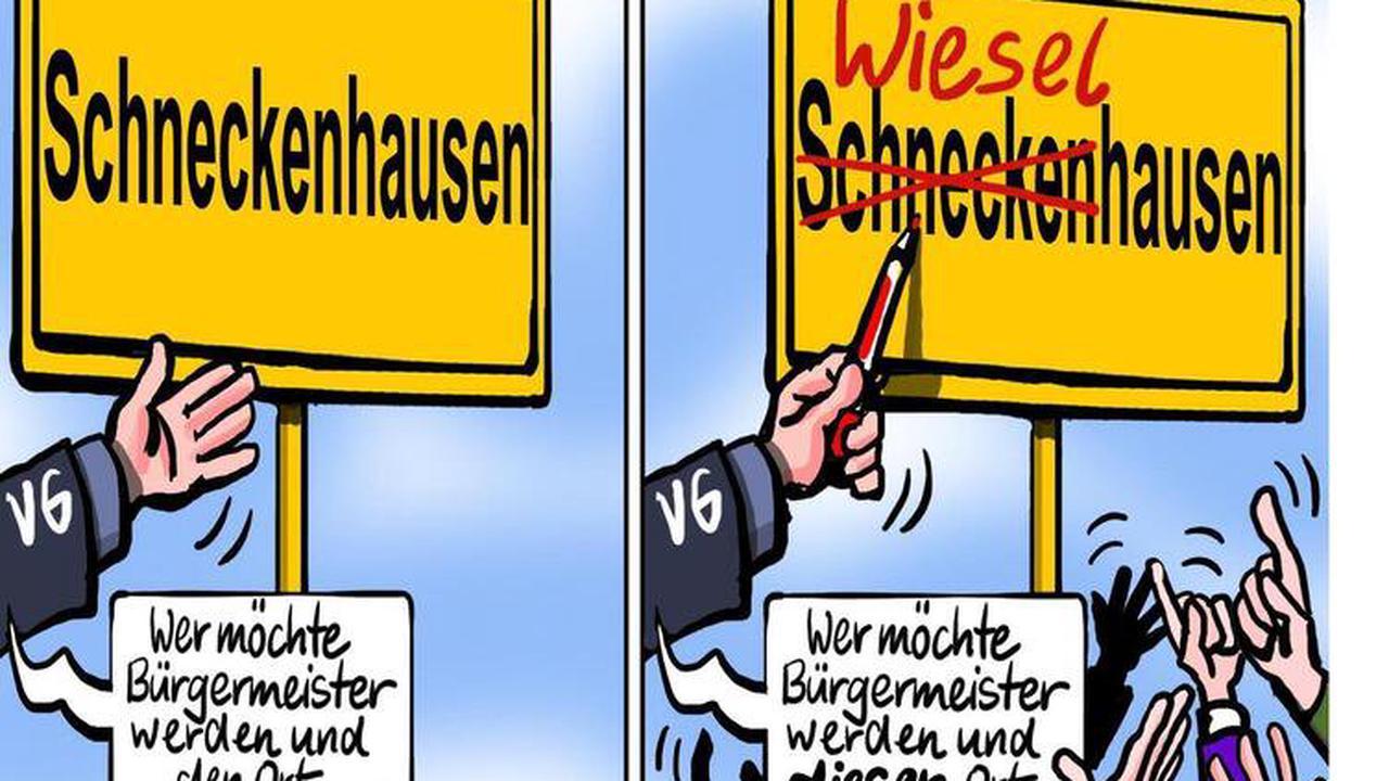 Wochenendkolumne: Die Bürde des Amtes - Kreis Kaiserslautern