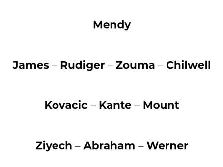 Chelsea Expected 4-3-3 line-up vs Newcastle with Thiago Silva out see who will replace him.