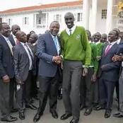 4 Tallest People Who Have Ever Met President Kenyatta In State House, Nairobi (Opinion)