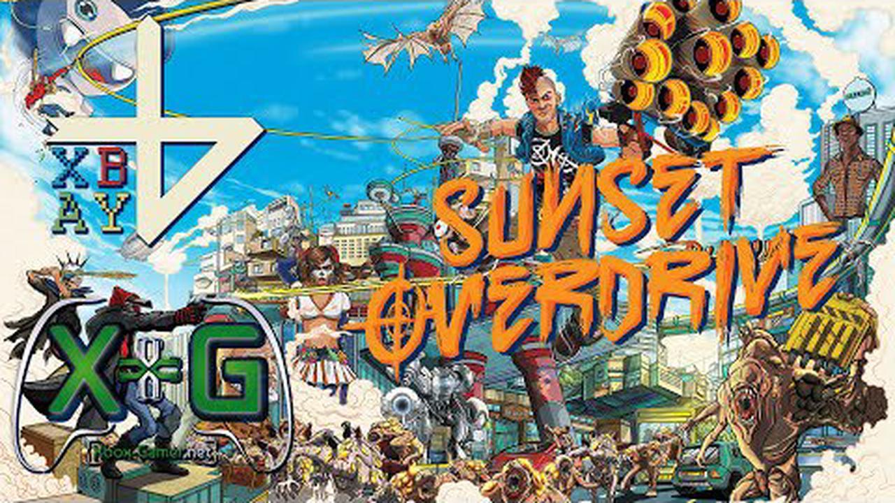 Sony dépose la marque Sunset Overdrive