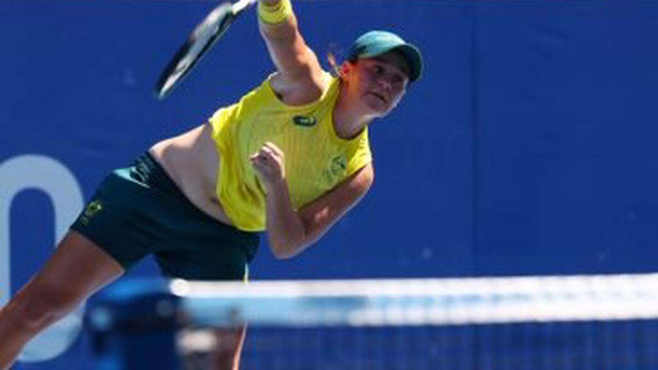 JO de Tokyo – Tennis (F) : Ferro, Osaka et Svitolina au deuxième tour, Cornet, Garcia et Barty éliminées