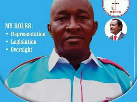 Opinion, Should wiper Candidate Secure Kitise-Kithuki ward by-election, What will Happen