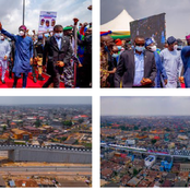 Check Out The Project Commissioned By Gov. Sanwo-Olu Yesterday That Got Reactions (photos)