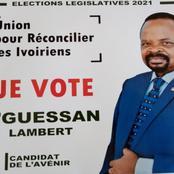 Bouaké /législatives : Tout savoir sur N'guessan Lambert, tête de liste PDCI-RDA /EDS