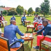 Big Split in DP Ruto Camp Over BBI (Photos)
