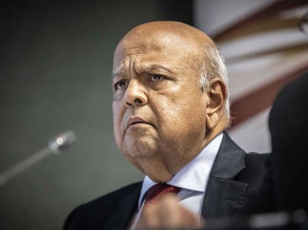 Minister of Public Enterprises, Pravin Gordhan could end up on Ace Magashule's list here is why