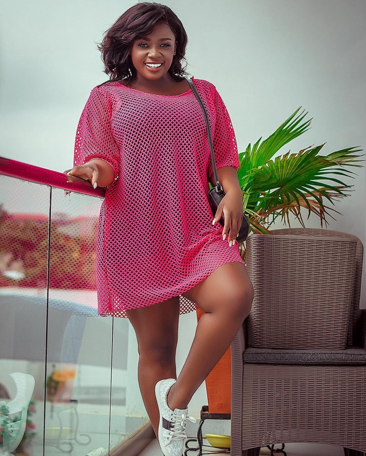 b7bcfc18ffc28dc9a43eaaae66d724f0?quality=uhq&resize=720 - God of wonders: See how Tracey Boakye transformed after establishing herself (+Photos)