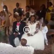 Woman Interrupts Wedding After Realizing Husband is Having a Secret Wedding