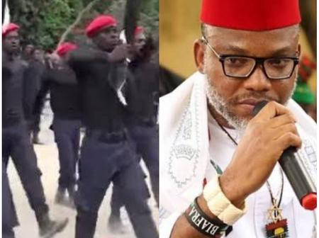 Arrested ESN military commander makes confessions about IPOB