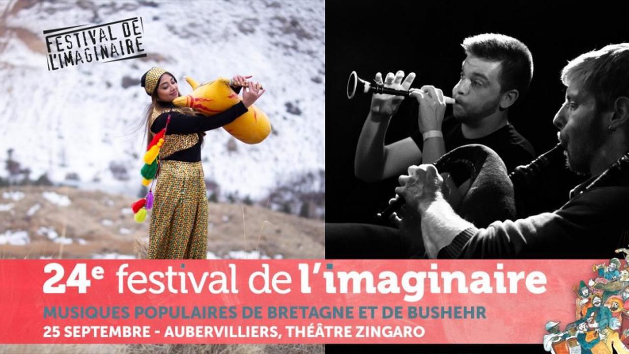 Musiques populaires de Bretagne et de Bushehr au Festival de l'Imaginaire