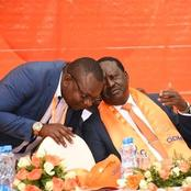 ODM Comes Out Clear on Uhuru-Raila Fall Out Allegations