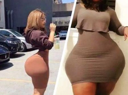 African Beauty: See Photos Of Beautiful African Women With Pretty Large Curves.