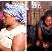 Former Tahidi High Actress Kellen Begs Kenyans For Help