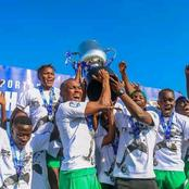 Big Boost To Kenyan Premier Champions Gor Mahia As They're Set To Receive Ksh.6 Million From CAF
