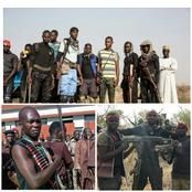 Fighting To Liberate their communities from the fangs of Boko Haram: See Photos Of The Civilian JTF