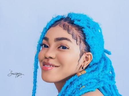 Checkout 15+ Adorable Photos Of Geninme The Youngest And Most Beautiful Nigerian Model (Photos)