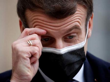 Covid-19: Reactions As President Emmanuel Macron Tested Positive