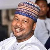 Good News To All Justice Seekers As Former Ganduje's Aide, Dawisu Has Been Released By DSS