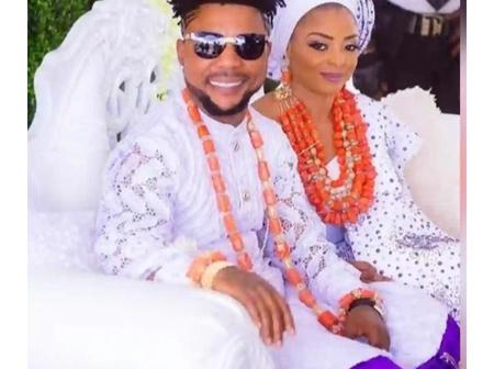 Fresh Cheating Scandal Threatens To End Singer Oristefemi's Marriage To Nabila Fash