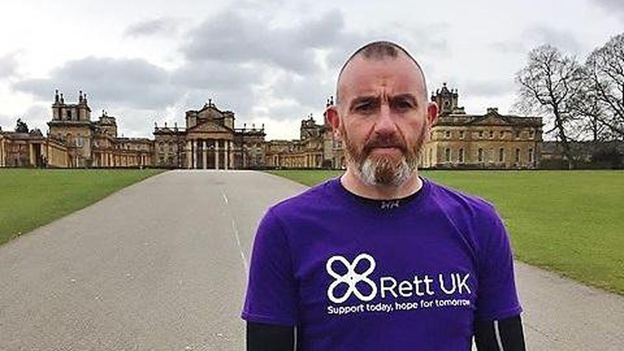 Former firefighter to hike 100km for niece Grace