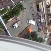 Zulu men shooting in Hillbrow