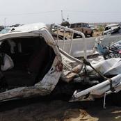 بعد حادث الصحراوي اليوم المرعب.. هذا أبشع حادث تصادم في مصر وأدي لوفاة 47 طفلاً