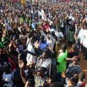 ANC's Nabulindo Pulls Crowd In Matungu During The Last Days Of The Campaign Period