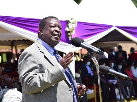 These are the People Mudavadi Wants You to Elect in 2022