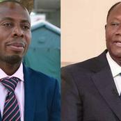 De retour après 10 ans d'exil, Ahoua Stallone félicite Ouattara et se dit prêt à l'accompagner