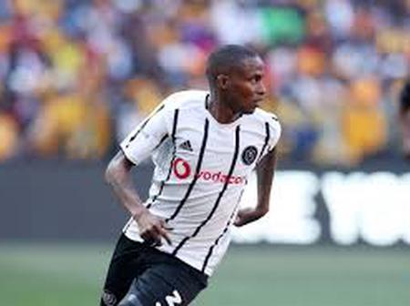 Thembinkosi Lorch Out for five weeks after undergoing surgery