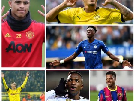 Opinion: Checkout Player That Will Win 2020 European Golden Boy.