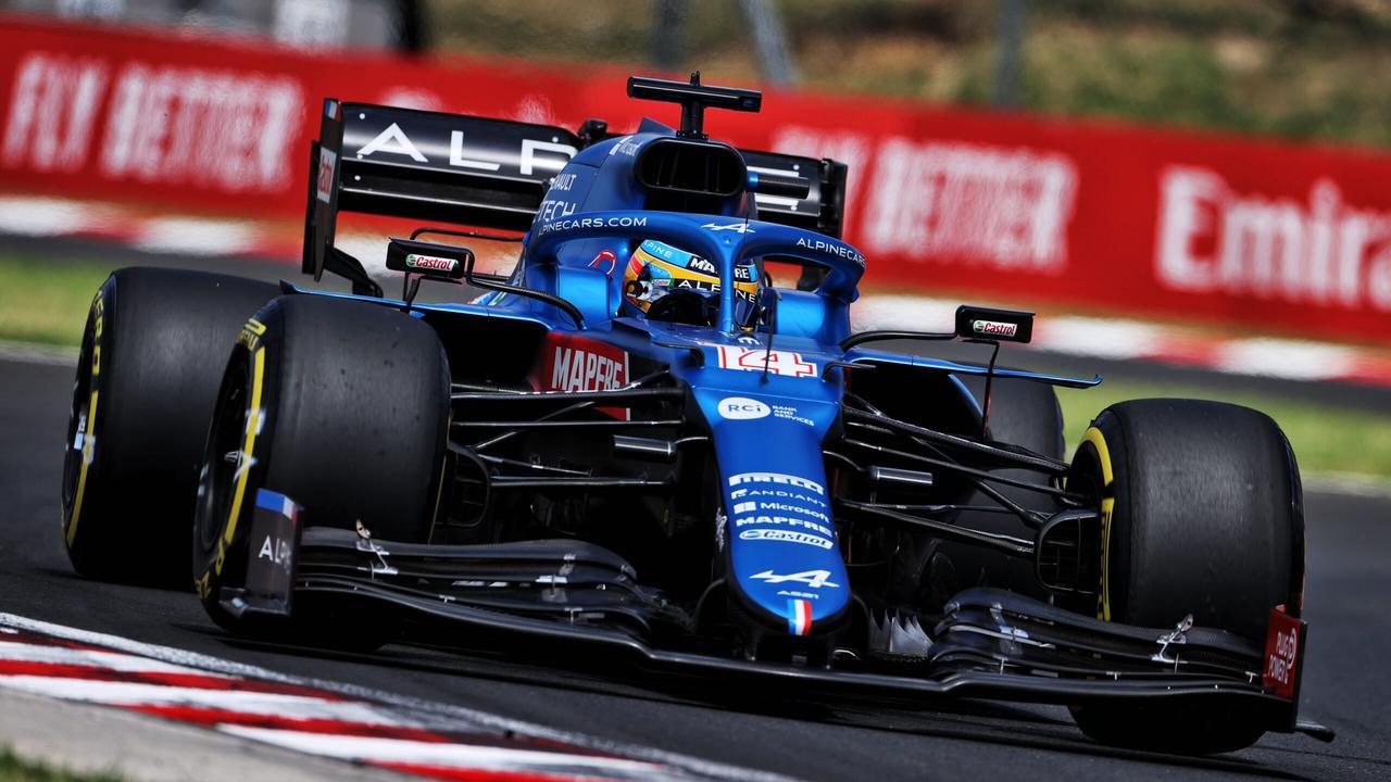 """F1 - Fernando Alonso : """"Notre histoire s'étoffe sur ce circuit"""""""