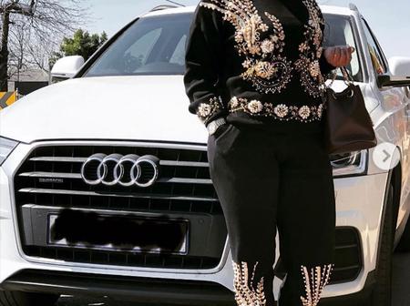 See beautiful pictures of Lithapo actress, Moliehi Makobane.