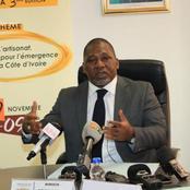 Sidiki Konaté, après avoir quitté le gouvernement, est élu 4è vice-président de l'Assemblée Nationale