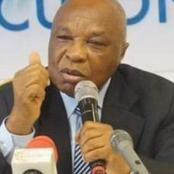 De retour de Bruxelle, Dr Assoa Adou :