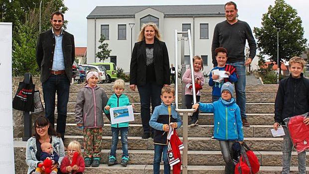 Siegerluftballon beim Preisfliegen schafft es bis Tschechien