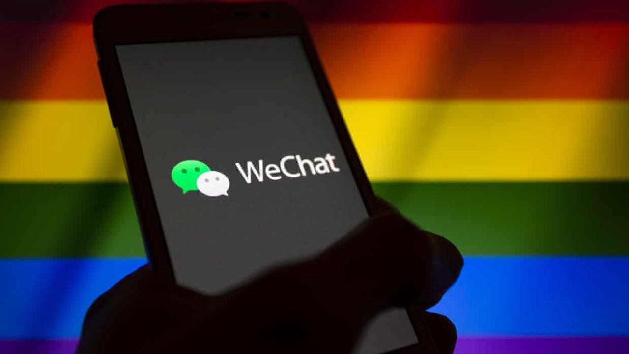 Outrage over crackdown on LGBTQ WeChat accounts in China