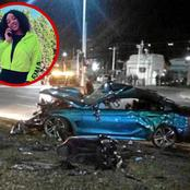 See What Sbahle Mpisane Looks Like After A Horrible Accident   (Pictures)