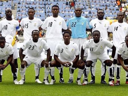 Where Is Ghana's 2006 World Cup Squad? Read to Know about Their Whereabouts.