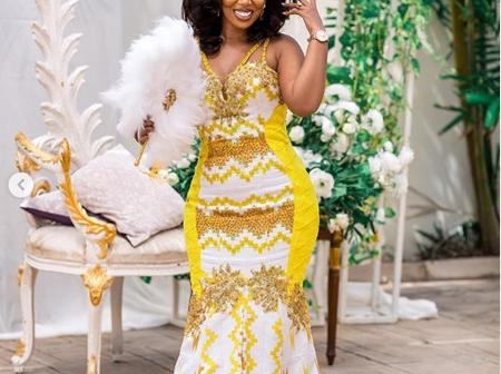 13 perfect Kente inspiration for the bride on your wedding day